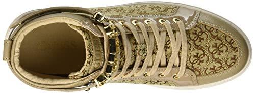 Guess Gracely Femme beibr Gymnastique Beige Beibr Chaussures De pOwfqp