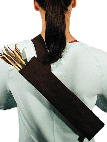 HMS Belt Style Quiver with Arrows,
