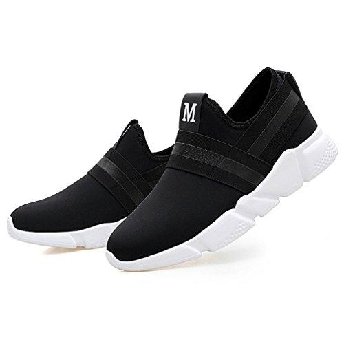 bajo adulto botas negro LFEU de Unisex caño pxZqqnT4