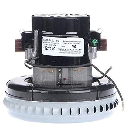 Amazon.com: ametek Motor Soplador/Aspiradora a 240 voltios ...