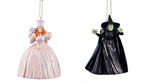 Kurtt Adler Glinda the Good and Elphaba the Bad Witches From Wizard of Oz -
