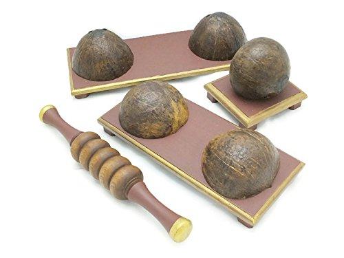Massage equipment for medical treatment.