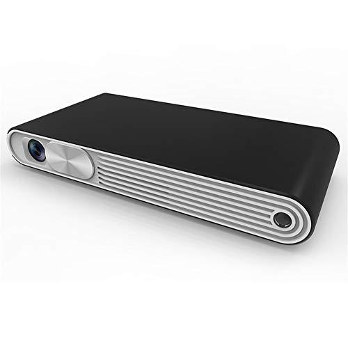 Home Projector, WiFi 1080P HD 3D Mini Portable 300 Ansi Lumens DLP Multimedia Projektor Mit Remote Control Video Games…