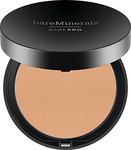 bareMinerals Barepro Performance Wear Powder Foundation, Silk, 0.35 (Bare Silk Mineral Makeup)