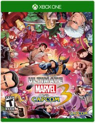 Ultimate Marvel Vs Capcom 3 Characters Costumes (Ultimate Marvel Vs. Capcom 3 - Xbox One)