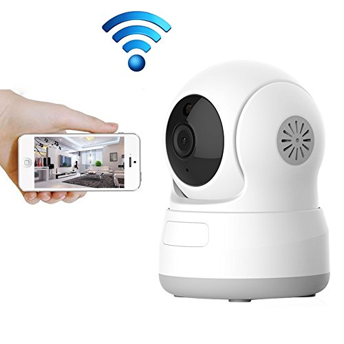 WiFi IP Camera, Aisino HD 720P H...