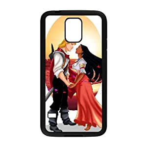 Pocahontas Samsung Galaxy S5 Cell Phone Case Black yyfabd-141850