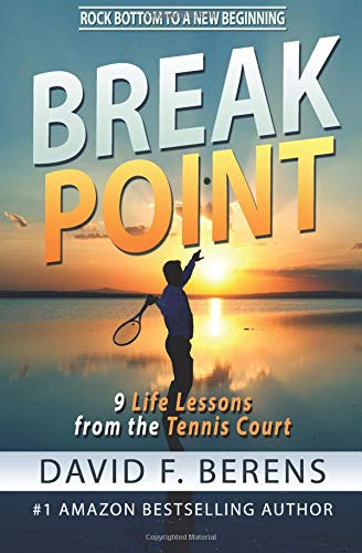 Read Online Break Point: 9 Life Lessons from the Tennis Court PDF