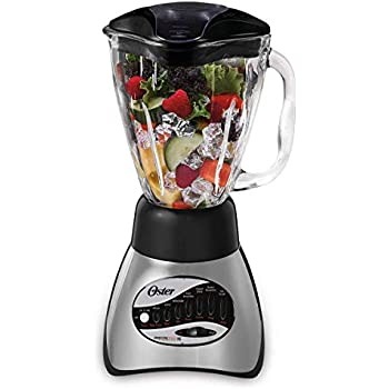 Amazon.com: Oster Simple Blend 100 10-Speed Blender with ...