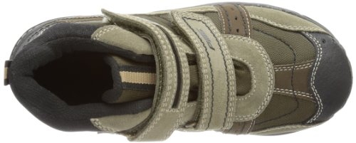 Primigi TYPAL - zapatilla de velcro de cuero niño marrón - Braun (FANGO/FANGO TYPAL)