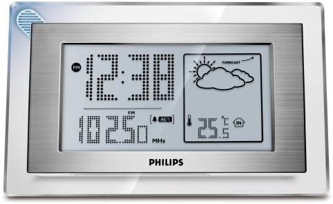 Philips AJ21005 Radio réveil Double alarme Tuner numérique Réveil progressif