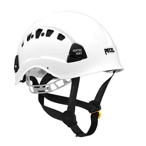 (Petzl VERTEX VENT ANSI helmet White A10VWA with a FREE drawstring storage bag)