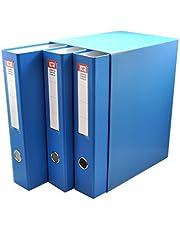 MP PC171-01 - Pack de 3 archivadores, color azul