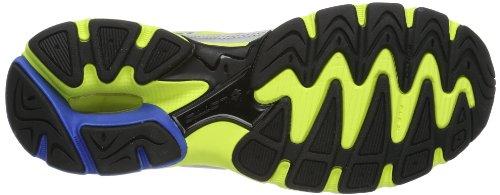 Lotto Rearch Phoenix Ii Neutral - Zapatos Hombre Gris (Grau (MET SIL/ACA GRN))