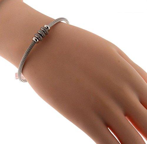Bracelet Argent 925 Oxyde de zirconium ref 41951