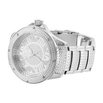 Real Diamond Watch - 4