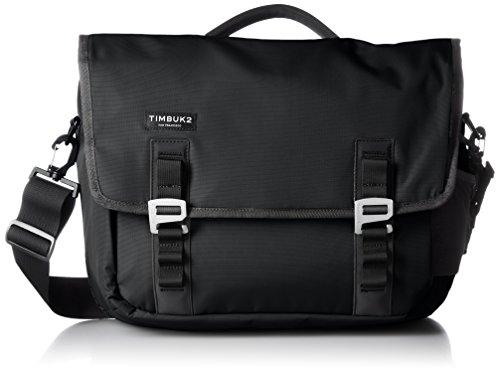 Timbuk2 Command Travel-Friendly Messenger Bag 2015, Jet Black, S, Small