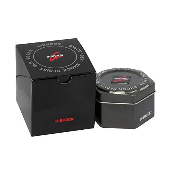 Casio G-SHOCK Reloj Analógico-Digital, 20 BAR, para Hombre 8