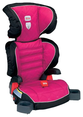 Britax Parkway SGL Booster Seat Livia Prior Model
