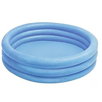 Amazon.com: Intex Crystal Blue Inflatable Pool, 45 x 10\u0026quot;: Toys \u0026amp; Games