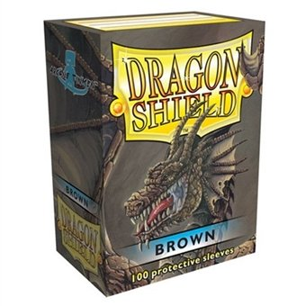 6x 100ct Dragon Shield Deck Protector Card Sleeves by Dragon Shield