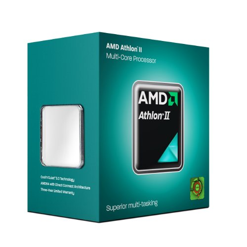 AMD Athlon II X2 250 Regor 3.0 GHz 2x1 MB L2 Cache Socket...