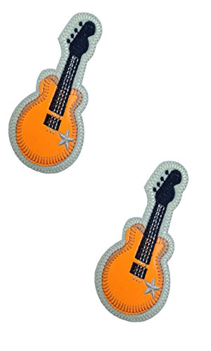 Guitar Applique - 4