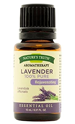 Nature's Truth - 100% Pure Essential Oil Lavender