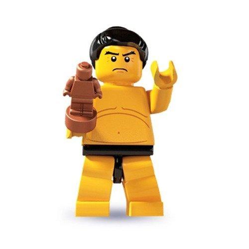 Lego: Minifigures Series 3 > Sumo Wrestler Mini-Figure