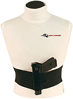 product image for Soft Armor Big Boss Belly Holster Fits Most Small to Medium Semi Autos and Revolvers