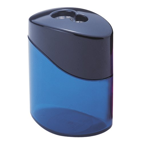 Staedtler(R) 2-Hole Metal Pencil Sharpener (assorted)
