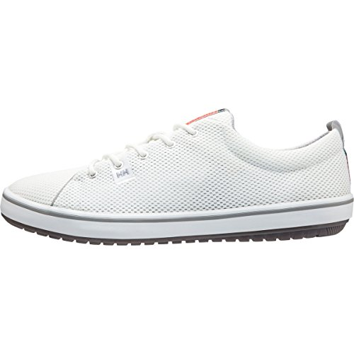 Helly Hansen Scurry 2 Zapatos de Cordones Oxford, Hombre, Blanco (Blanco 002), 46.5 EU