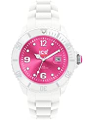 Ice-Watch Ice-White Pink Dial Big Watch SIWPBS10