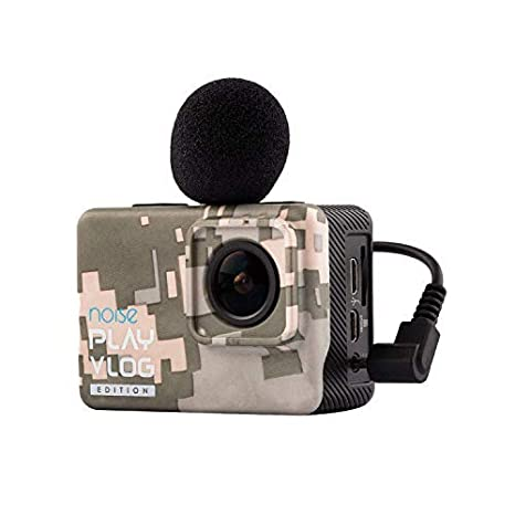 Noise Play Vlog 16MP 4K WiFi EIS Long Battery Waterproof