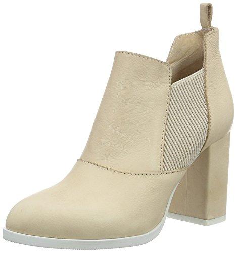Nude Donna rack Shoe L Elise 221 Stivaletti Beige x4w0aq