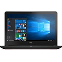 Dell Inspiron 7559 15-inch Laptop (Intel i7-6700HQ, Nvidia GeForce GTX 960M Graphics, 8GB RAM, 1TB HDD, 15 (1920x1080) Display, Windows 10 Home) (Certified Refurbished)