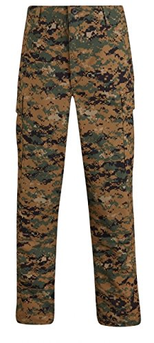 Adult Bdu Pants - 1