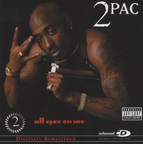 Eyes Cd Album (All Eyez On Me (Explicit))