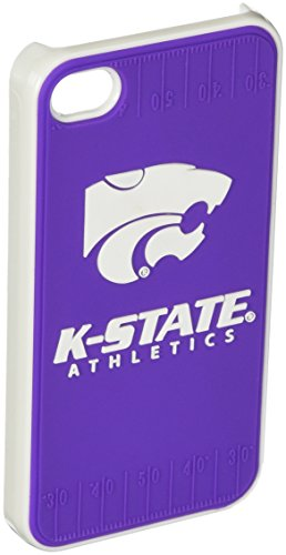 NCAA Kansas State Wildcats Team Logo Hard Iphone Case by Forever Collectibles