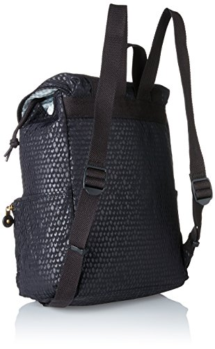 Black Black Backpack Emb Women's Experience Scale 19m Kipling S qxwIHFx
