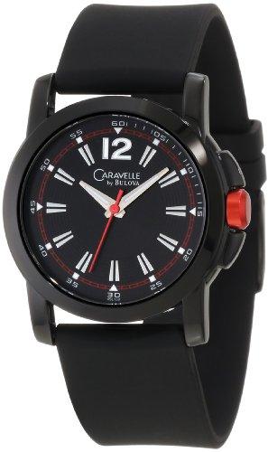 Caravelle by Bulova Women's 45L130 Sporty Strap Watch