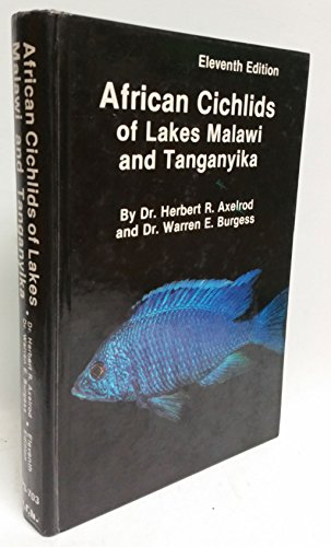 African Cichlids of Lakes Malawi and Tanganyika by Brand: TFH Publications,U.S.