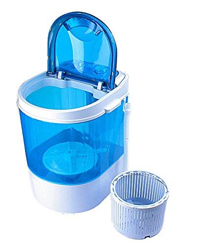 DMR 3 kg Inverter Portable Semi Automatic Top-Loading Mini Washing Machine with Dryer Basket (DMR 30-1208 Bl (W2Yr), Blue) 41OvQJFDGdL India 2021