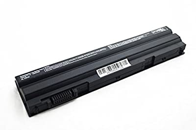 Laptop Battery for Dell Latitude E5420 E5430 E5520 E5530 E6420 E6430 E6520 E6530,Compatible P/N:312-1163 312-1242 M5Y0X HCJWT KJ321 NHXVW PRRRF T54F3 T54FJ X57F1 from LQM