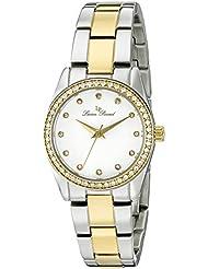 Lucien Piccard Womens LaBelle Quartz Stainless Steel Casual Watch (Model: LP-40023-SG-22)