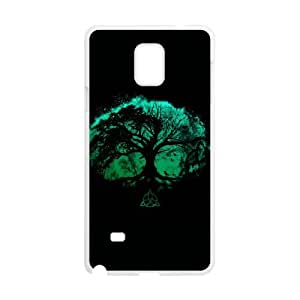 Tree of Life Samsung Galaxy Note 4 Cell Phone Case White&Phone Accessory STC_937468