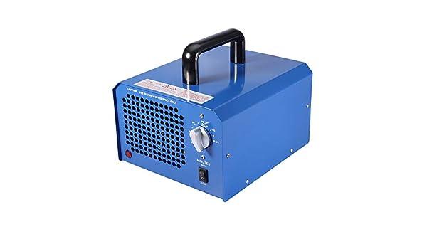 Zouminyy Generador comercial industrial de purificador de aire de ...