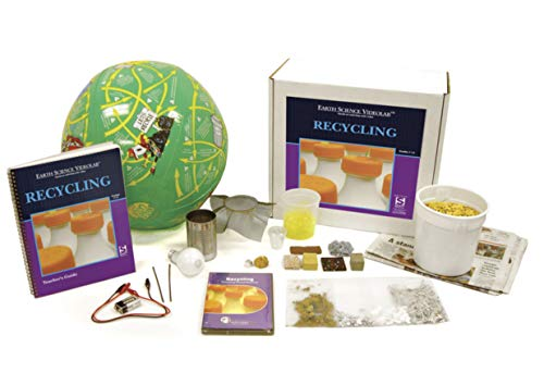(American Educational Recycling Earth Science Videolab with DVD)