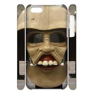 Iphone 5C Helmet 3D Art Print Design Phone Back Case Custom Hard Shell Protection FG045711