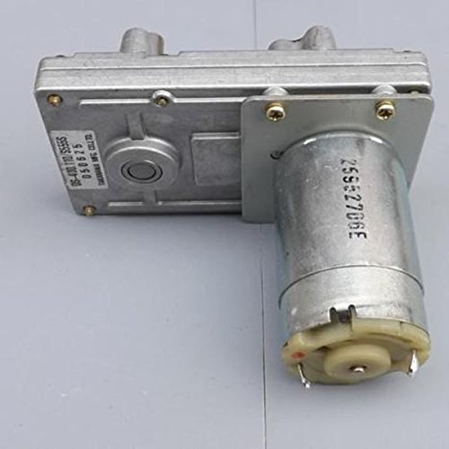 ADSRO Second-hand 555 Metal Gear Motors 12V-24V Gear Motor High Torque Low Noise